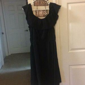 Black Summertime Dress
